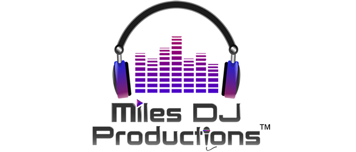 miles dj productions Logo - 2 - orlando dj